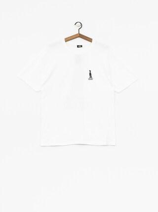 T-shirt Stussy Raggamon (white)