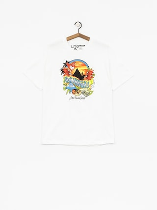 T-shirt LRG Rock Unsteady (white)