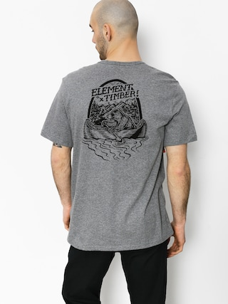 T-shirt Element Roar N Row (grey heather)