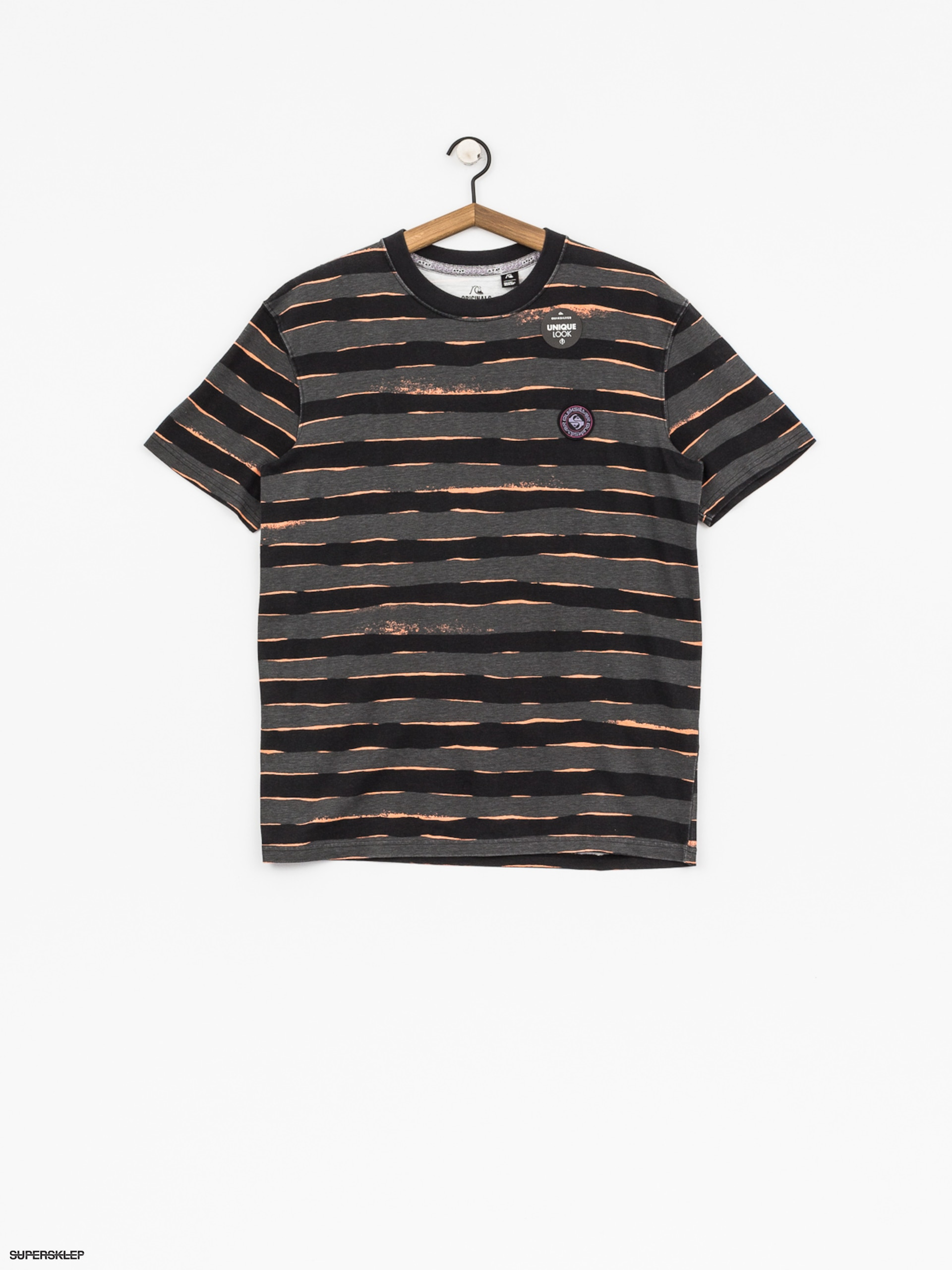 T-shirt Quiksilver Allover Mad Wax