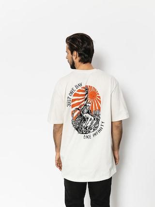 T-shirt Turbokolor Infinity (ecru)