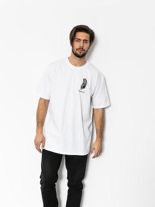 T-shirt Turbokolor Petrol (white)