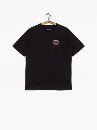 T-shirt Turbokolor Pussycat (black)