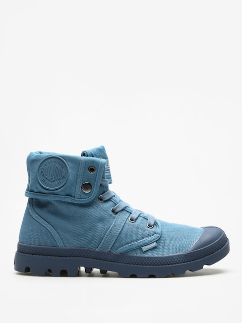 Buty Palladium Pallabrouse Baggy (captain's blue/captain blue)