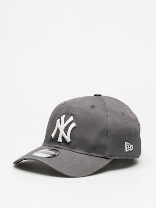 Czapka z daszkiem New Era Washed 39Thirty New York Yankees ZD (graphite/optic white)