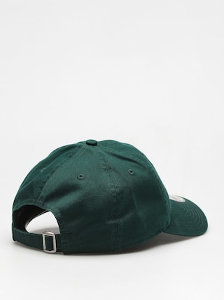 Czapka z daszkiem New Era Team Unstructured Wash Oakland Athletics ZD (dark green)