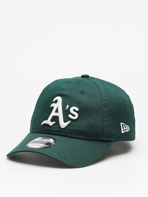 Czapka z daszkiem New Era Team Unstructured Wash Oakland Athletics ZD