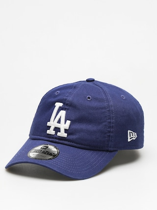 Czapka z daszkiem New Era Team Unstructured Wash Los Angeles Dodgers ZD (dark royal)