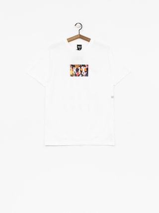 T-shirt K1x Superhero Box (white)
