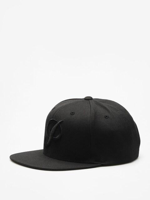 Czapka z daszkiem Primitive Classic Snapback ZD (black)