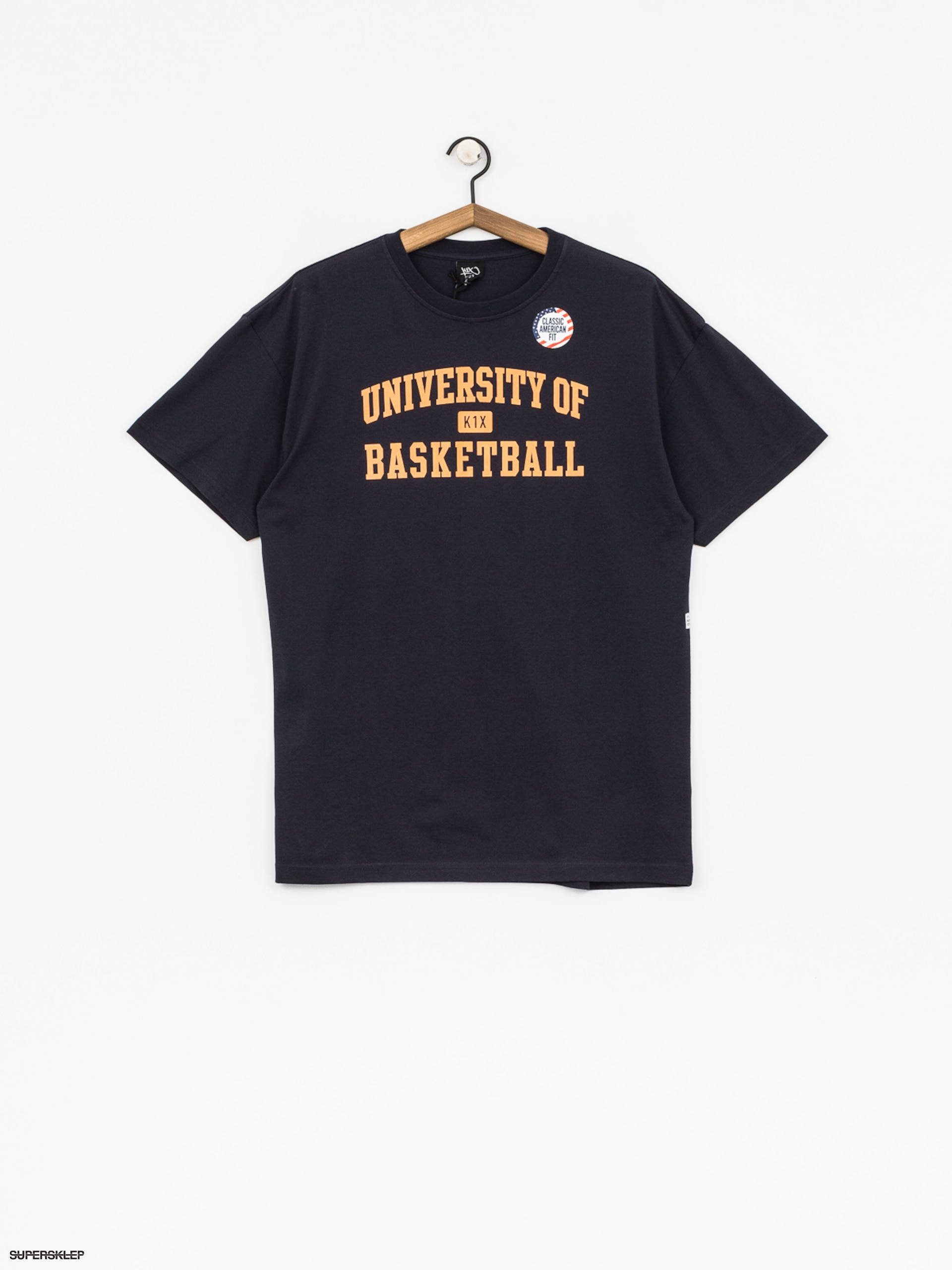 T-shirt K1x University Of Basketball