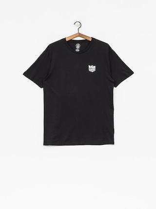 T-shirt Volcom New Shield (blk)