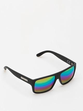 Okulary przeciwsłoneczne MassDnm Icon (black matte/multicolor)