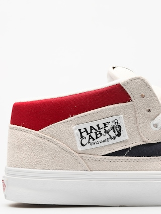 Buty Vans Half Cab (retro/block/white/red/dress/blues)