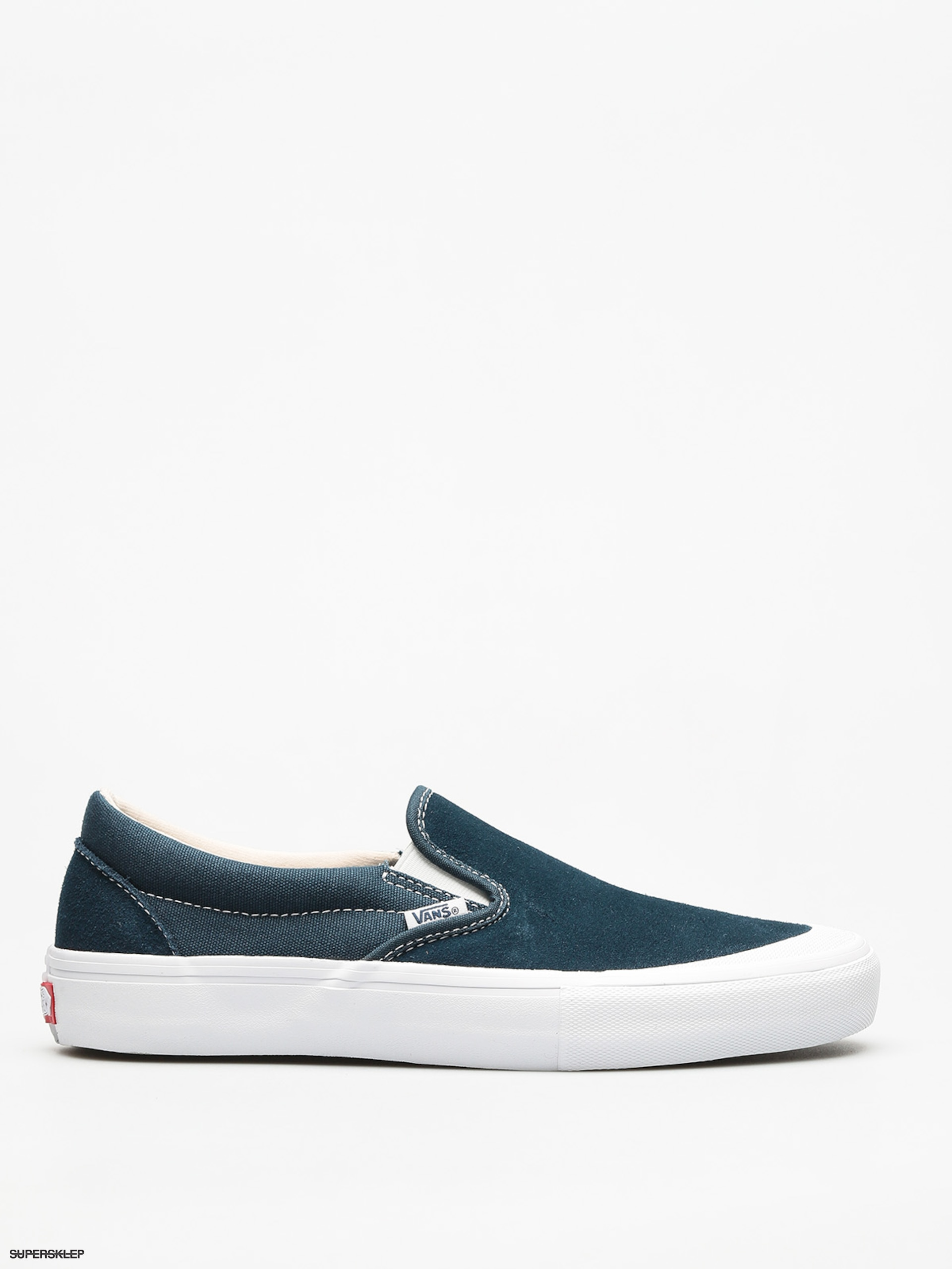 Buty Vans Slip On Pro (toe cap/reflecting/pond)