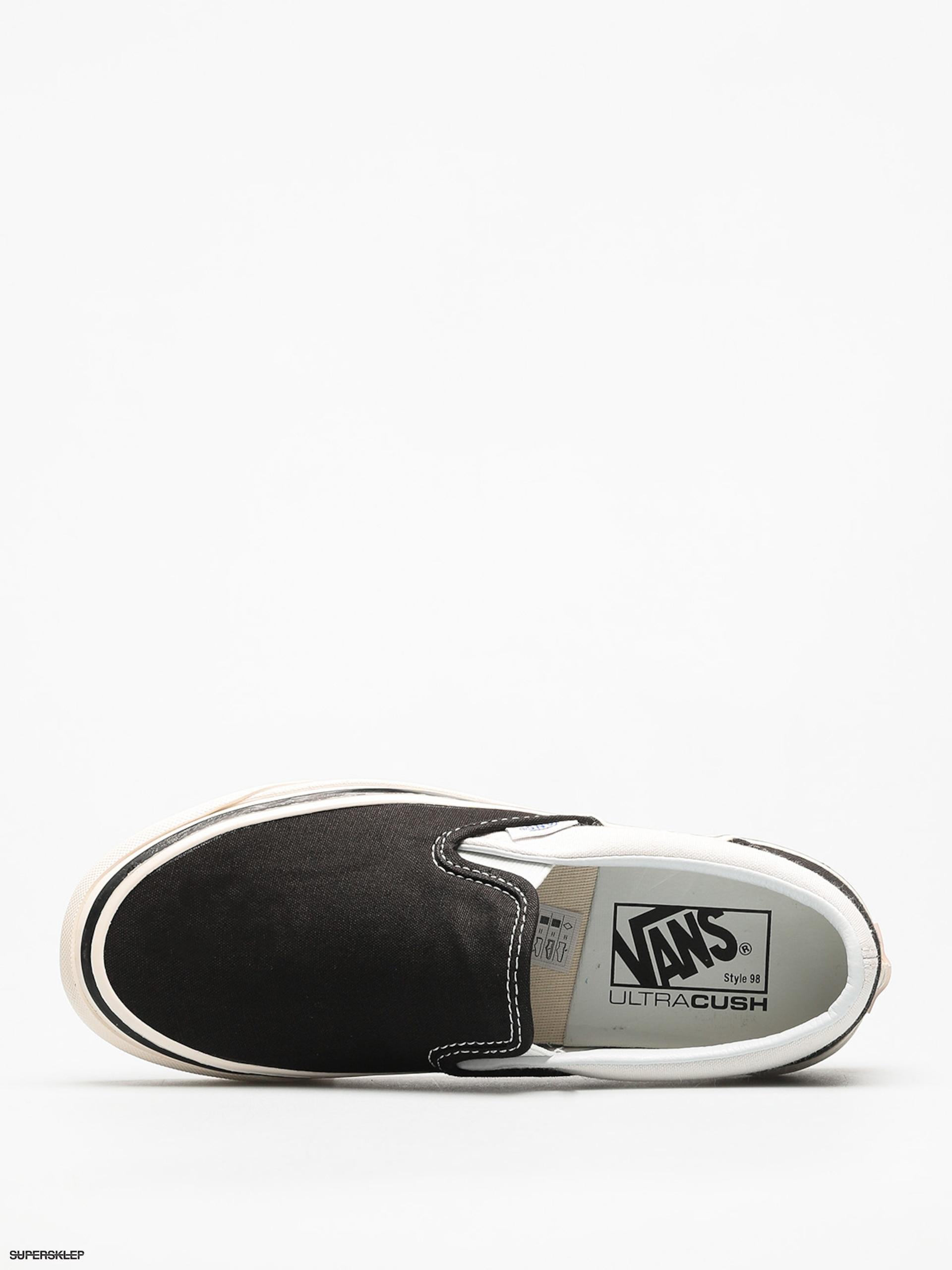 Vans Slip On Anaheim Factory 98 DX BlackWhite