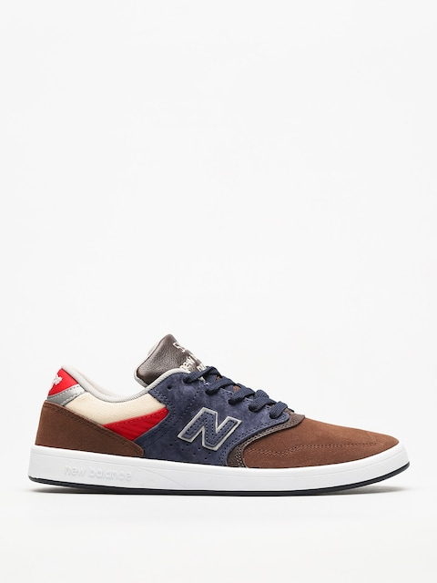 Buty New Balance 598 (brown/blue)