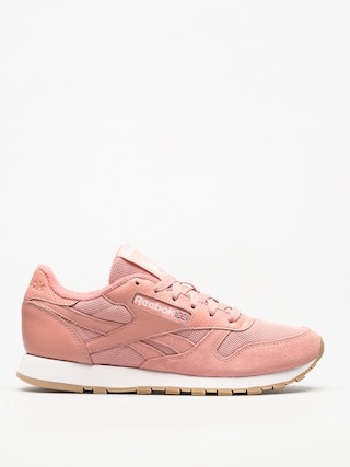 Buty Reebok Cl Leather Estl Wmn (chalk pink/white)
