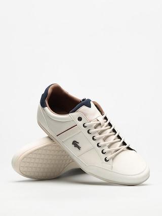 Buty Lacoste Chaymon 118 2 (off white/navy)