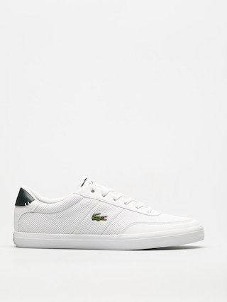 Buty Lacoste Court Master 118 3 (white/dark green)
