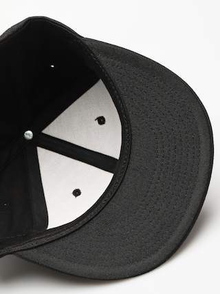Czapka z daszkiem Supra Icon Snap ZD (black)