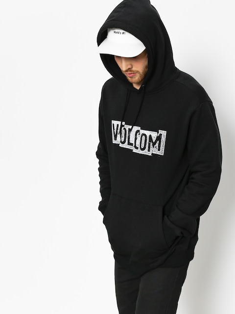 Bluza z kapturem Volcom Supply Stone HD (nbk)