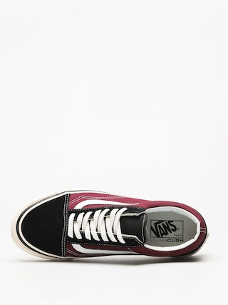 Buty Vans Old Skool 36 Dx (anaheim/factory/black/og/burgundy)