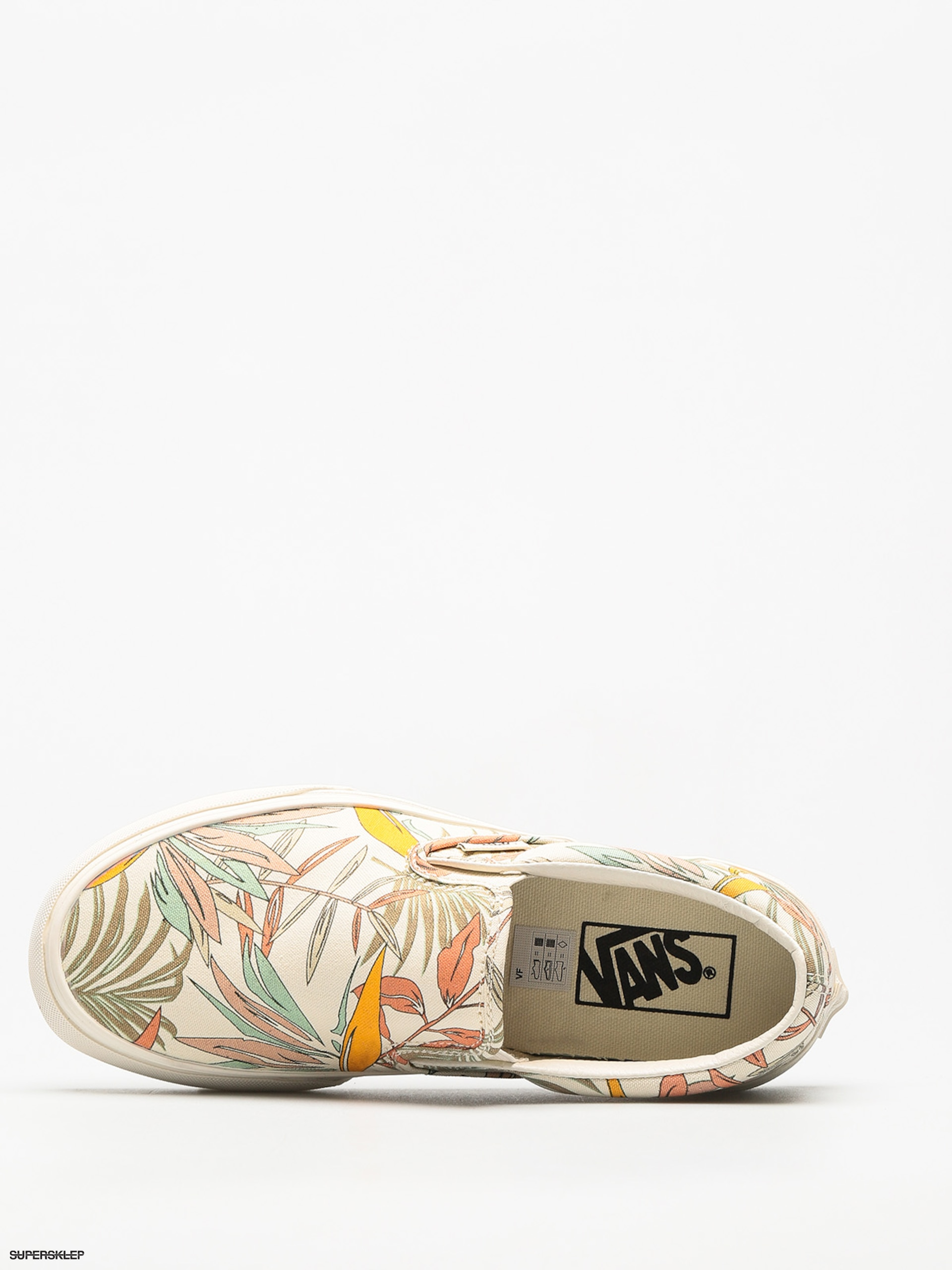 Buty Vans Classic Slip On (californiafloralmarshmallowmarshmallow)