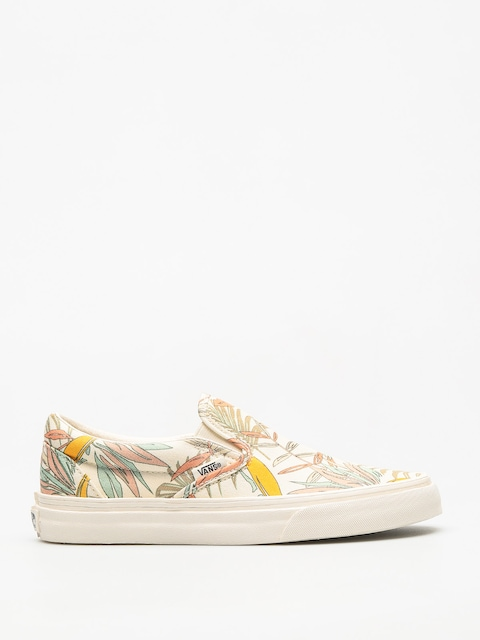 Buty Vans Classic Slip On (california/floral/marshmallow/marshmallow)