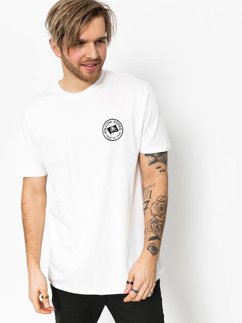 T-shirt Volcom Flag Bsc (wht)