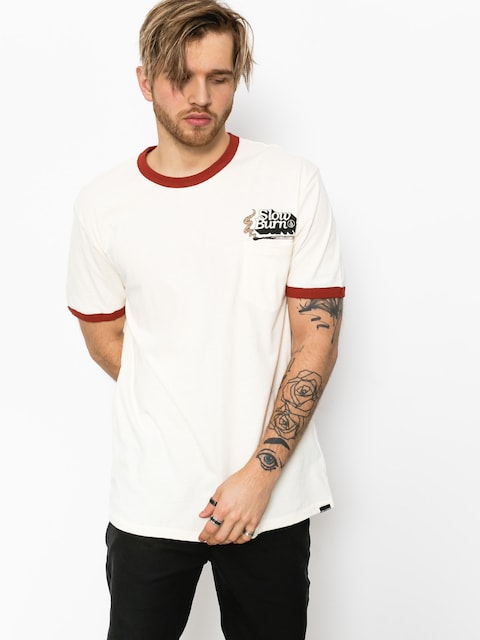 T-shirt Volcom Slowburn
