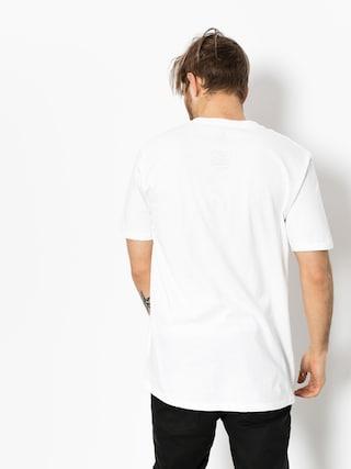 T-shirt Volcom Less Bots (wht)
