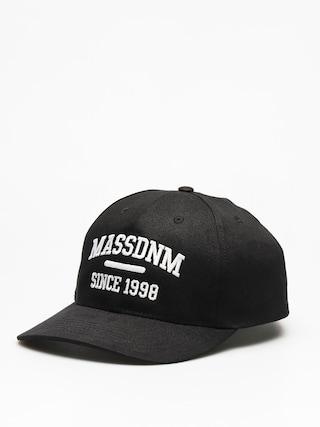 Czapka z daszkiem MassDnm Sport Cap Campus ZD (black)