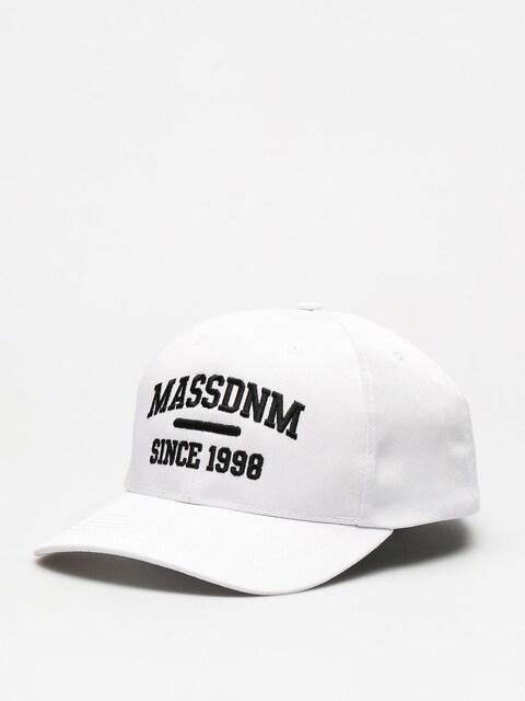 Czapka z daszkiem MassDnm Sport Cap Campus ZD (white)