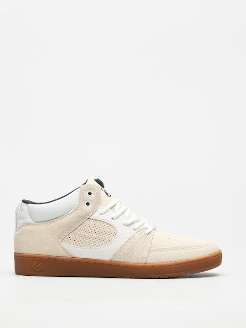 Buty Es Accel Slim Mid (white/gum)