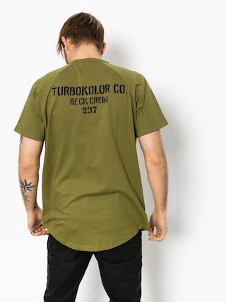 T-shirt Turbokolor Anchor (khaki)