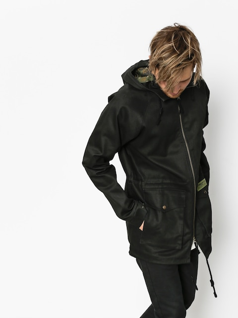 Kurtka Turbokolor Parka Deck Crew (black)