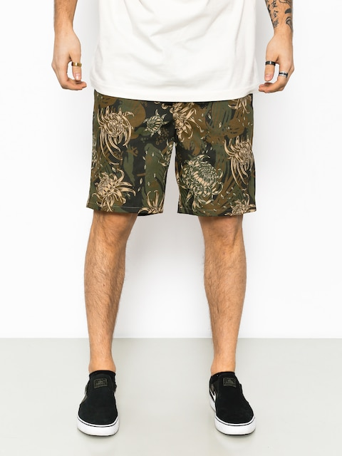 SzortyTurbokolor Deck Crew Shorts