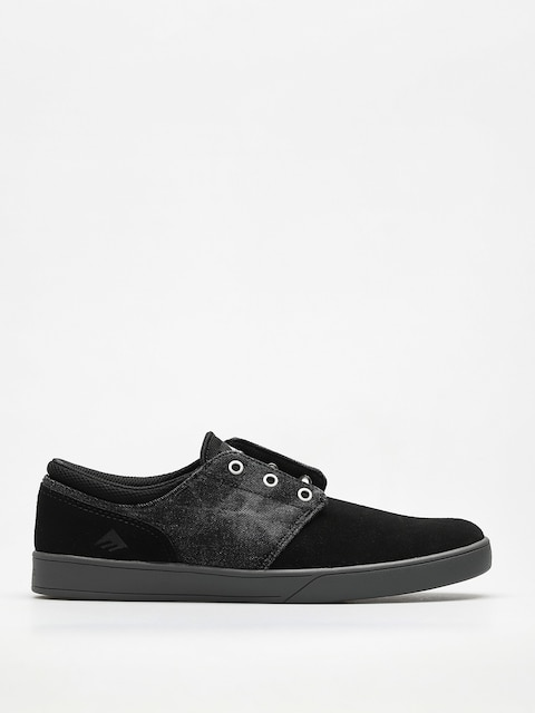 Buty Emerica The Figueroa (black/grey/silver)