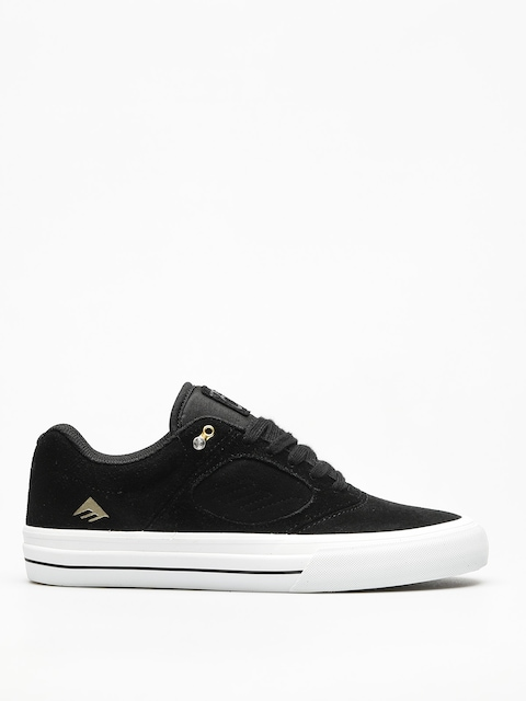 Buty Emerica Reynolds 3 G6 Vulc (black/white/gold)