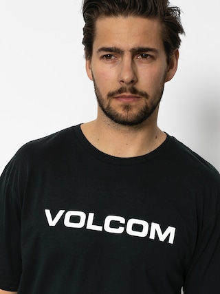 T-shirt Volcom Crisp Euro Bsc (blk)