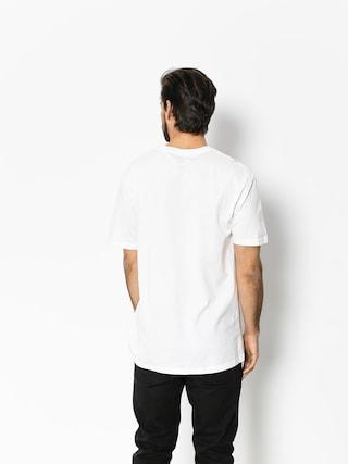 T-shirt Volcom Crisp Euro Bsc (wht)