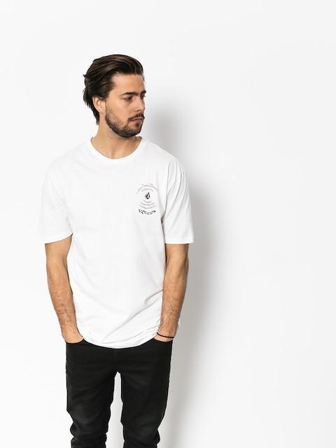 T-shirt Volcom Comes Around Bsc (wht)