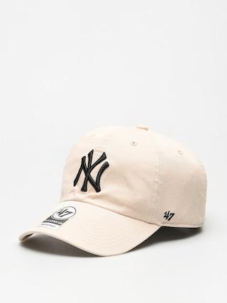 Czapka z daszkiem 47 Brand New York Yankees ZD (natural)