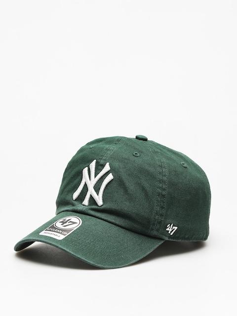 Czapka z daszkiem 47 Brand New York Yankees ZD (dark green)