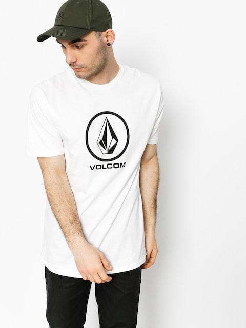 T-shirt Volcom Crisp Bsc (wht)