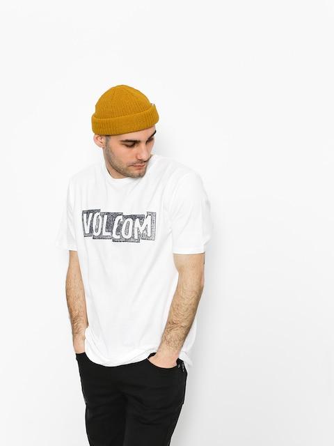 T-shirt Volcom Edge Bsc (wht)