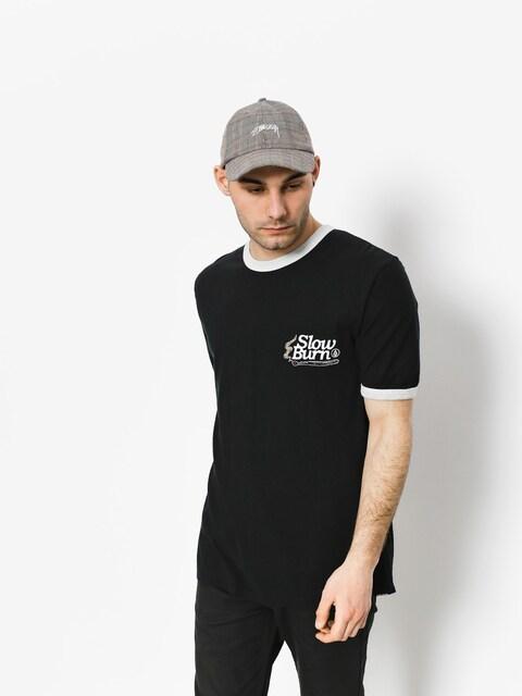 T-shirt Volcom Slowburn (blk)