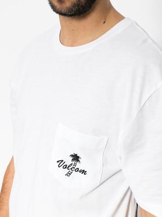 T-shirt Volcom Last Resort Dd (wht)