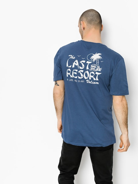 T-shirt Volcom Last Resort Dd (dpb)